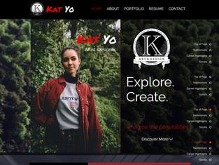 Kat Yo - artist & designer