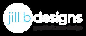 Jill B Designs Logo | Graphic & Web Design