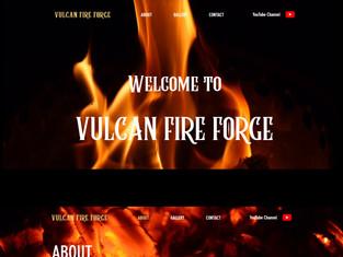 Vulcan Fire Forge