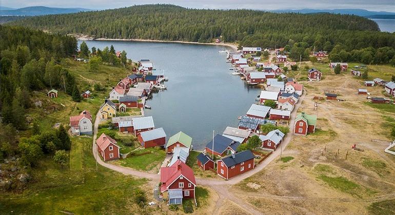 Trysunda i Västernorrland