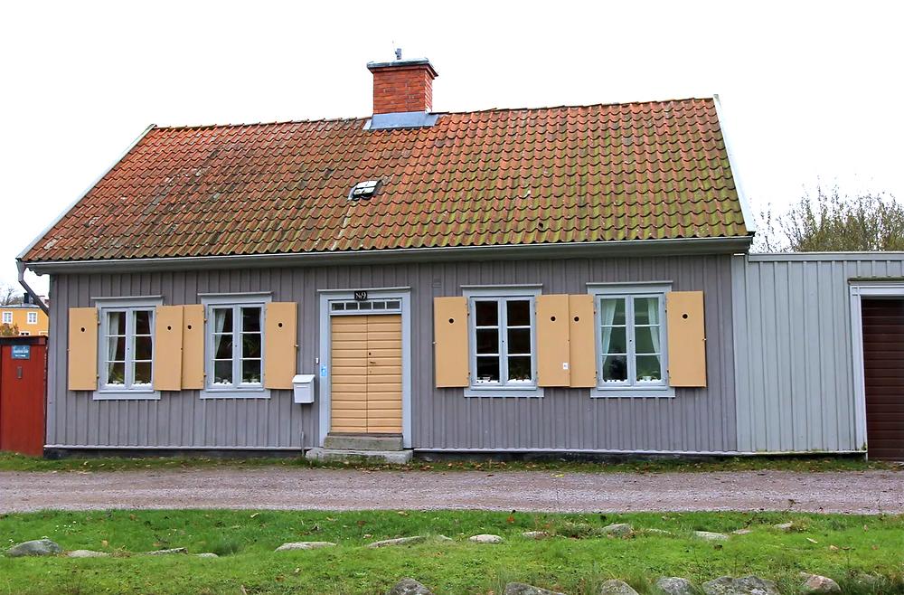 Krusenstiernska Gården i Kalmar