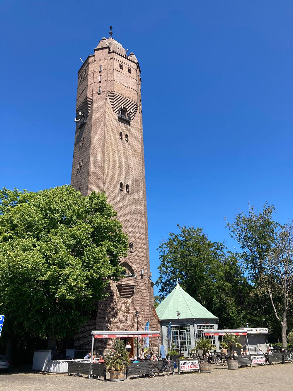 Vattentornet i Trelleborg