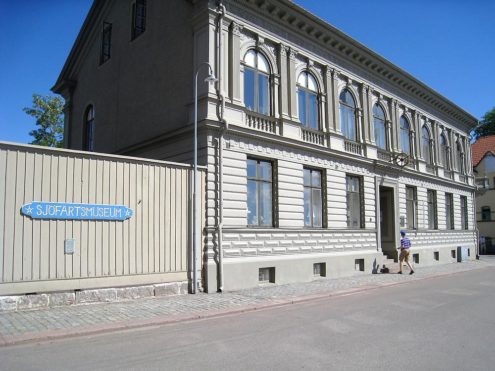 Kalmar sjöfartsmuseum i Kalmar