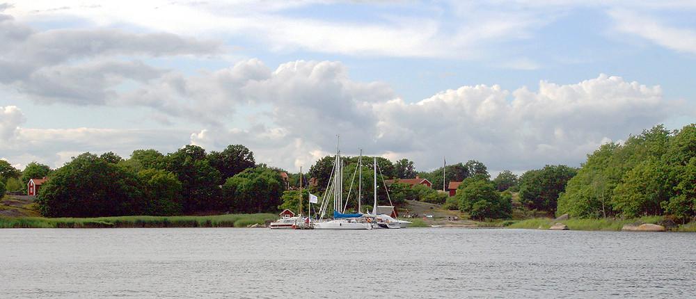 Hamn på Tjärö