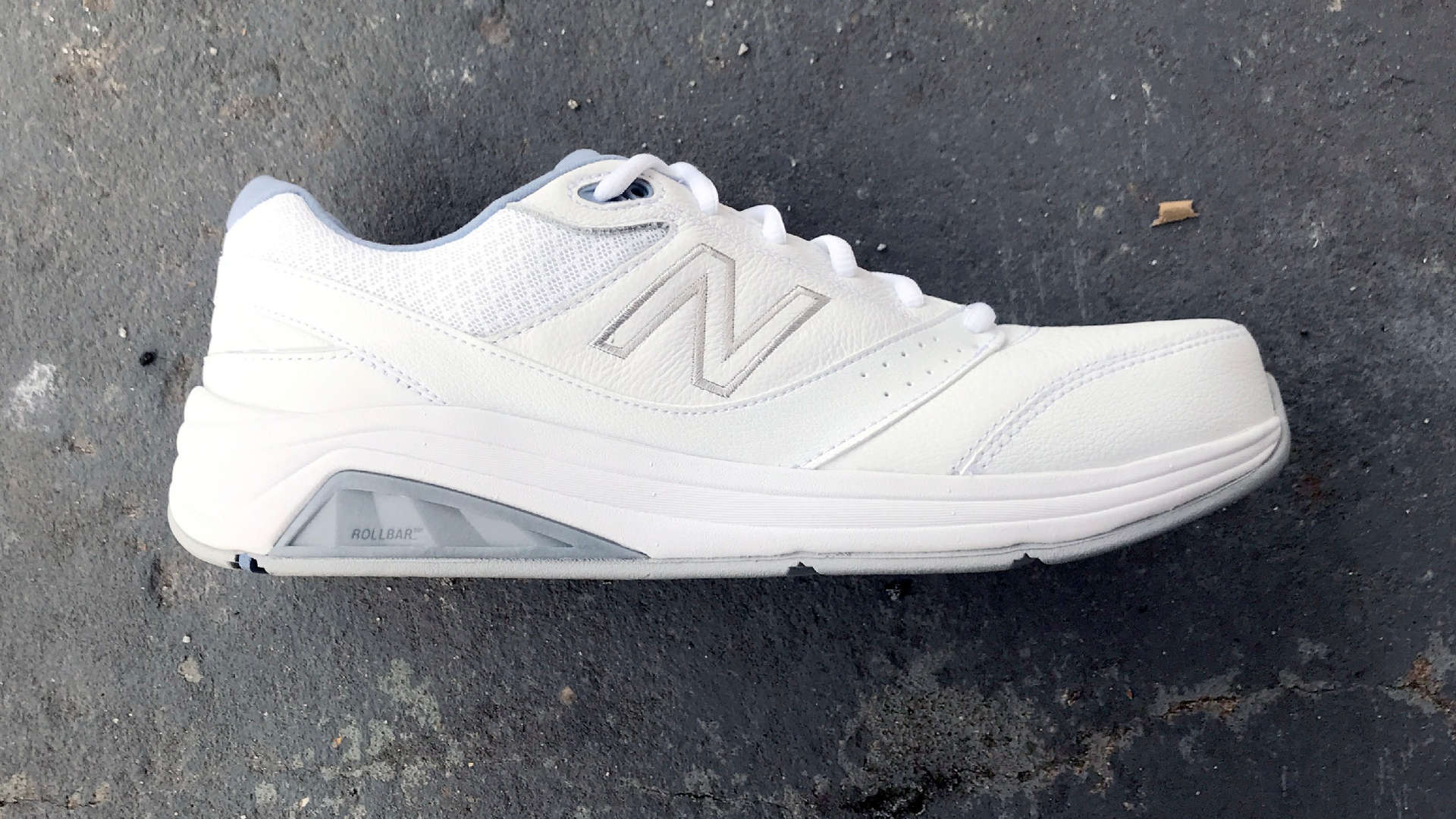 White Shoe NB