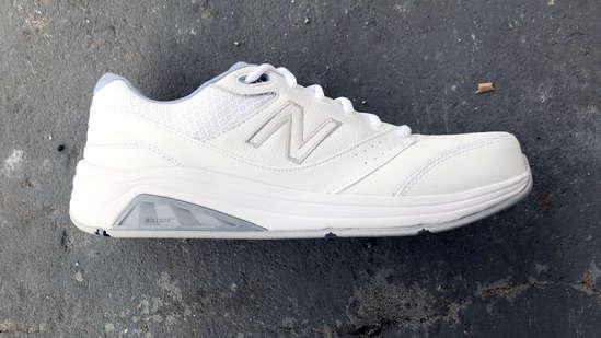 White Shoe NB