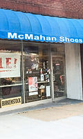 McMahan Shoes  Store Front
