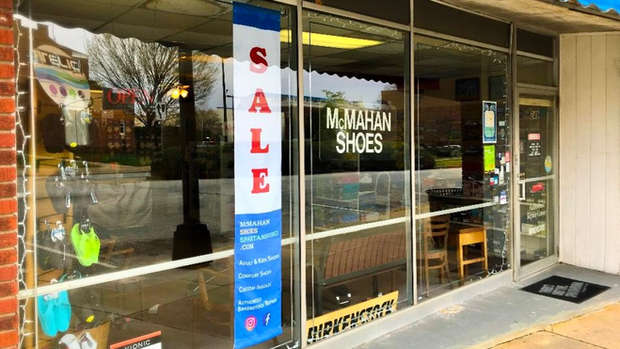 McMahan Store Front