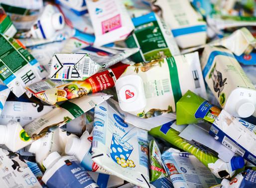 Model AG stoppt Verwertung von Getränkekartons aufgrund fehlender Rahmenbedingungen