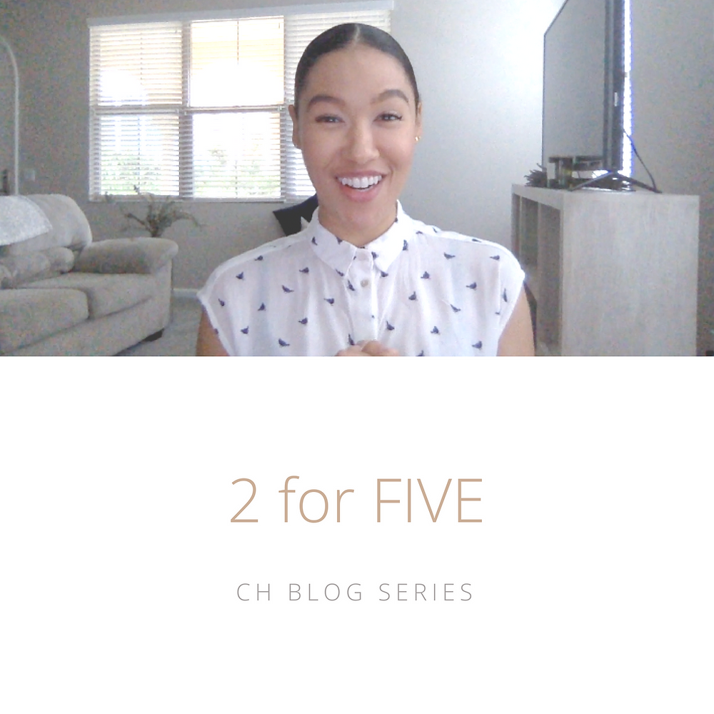 2 for FIVE - August