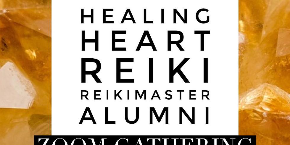 HHR Reiki Master Alumni Zoom Gathering