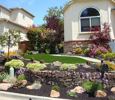 Landscape services bay area