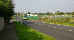 04b Greenbank Rd Bus route West