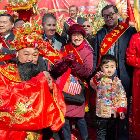 Lunar New Year: Making Moves to Honor NYC's Diverse Cultures