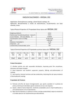 MDS KROSAL 202