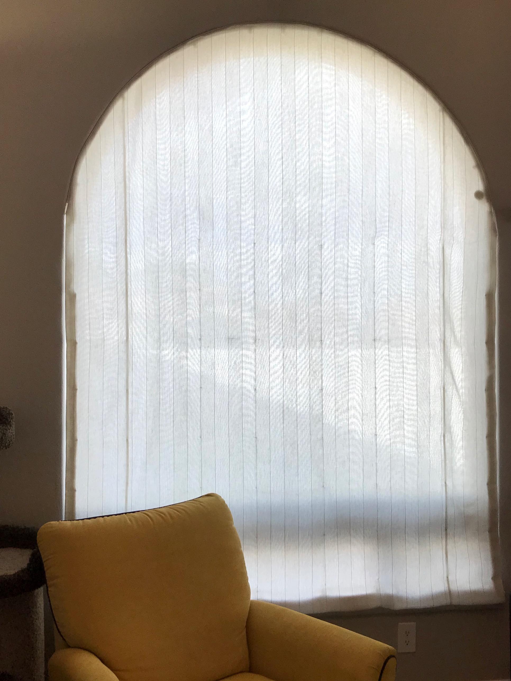 Arch Sheer Shades