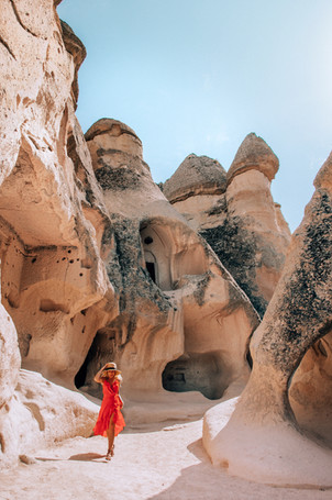 Pasabag, Cappadocia