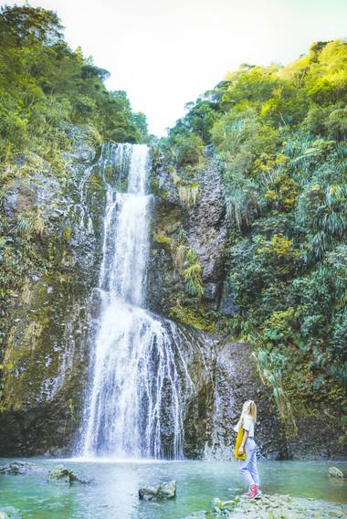 Kitekite Falls - Piha