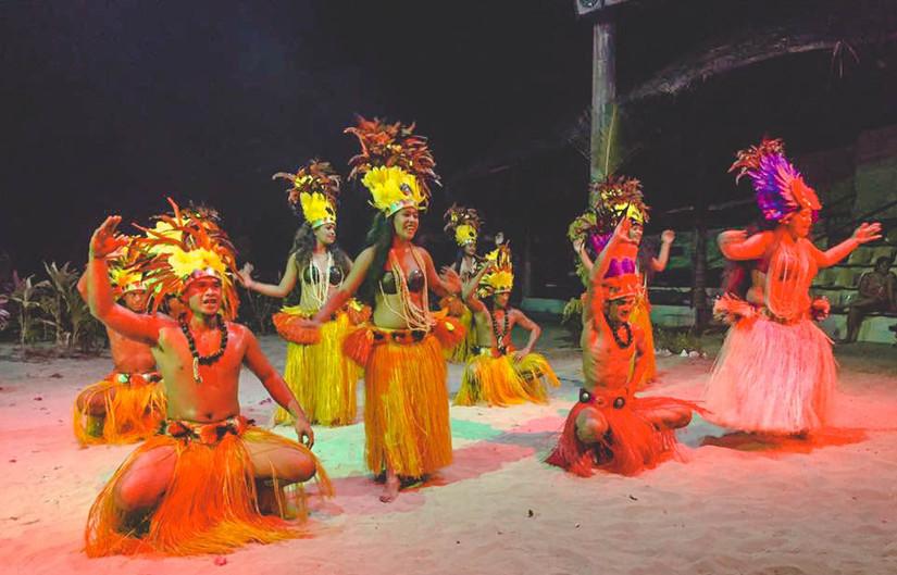 Tahitian Dances