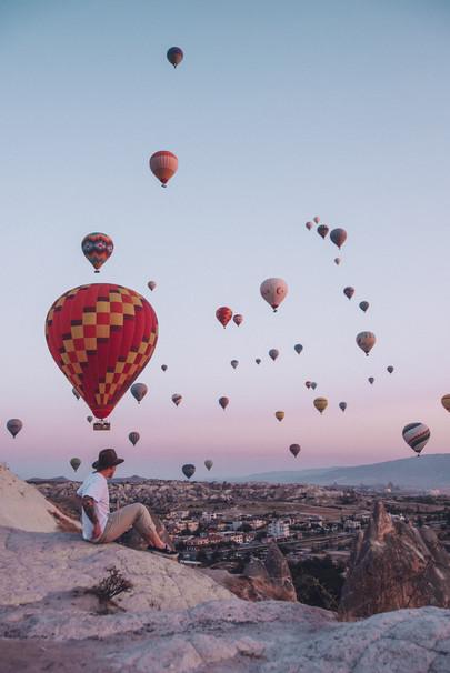 Sunset Point, Cappadocia