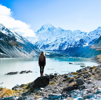 NEW ZEALAND IN A MONTH