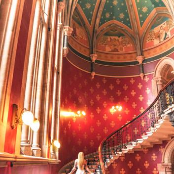 St. Pancras Renaissance Hotel, a fairytale dream
