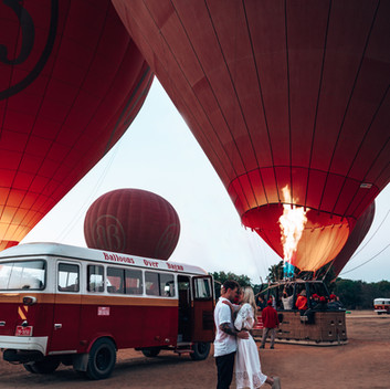BALLONS OVER BAGAN: The Experience of a Lifetime