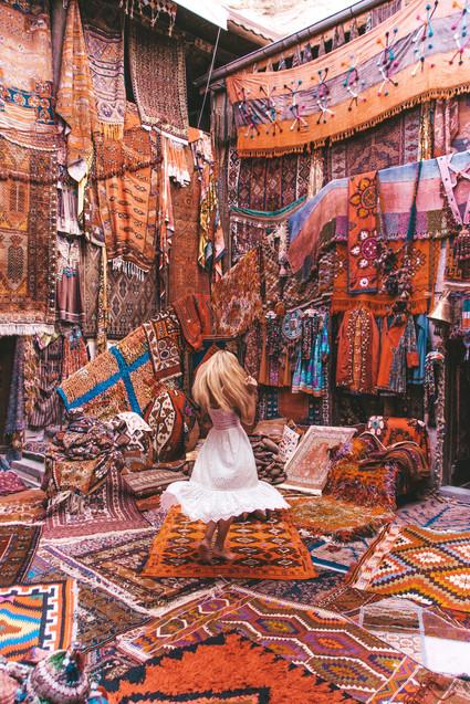 Galerie Ikman, Cappadocia