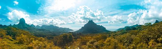 Mount Belvedere Lookout