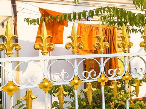Wat Phra Kaew surroundings