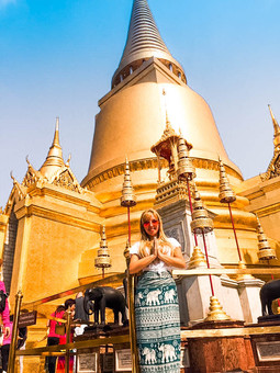 WaWat Phra Kaew, Emerald Buddha Temple