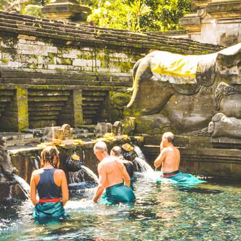 Tirta Empul, Bali holy spring water temple