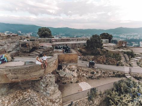 Bunkers del Carmel