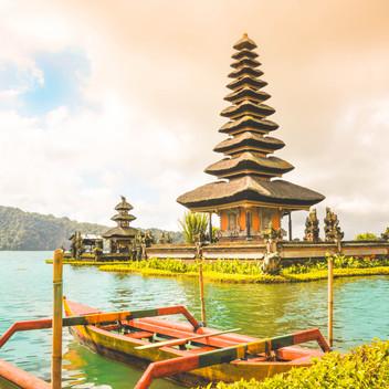INDONESIA IN THREE WEEKS