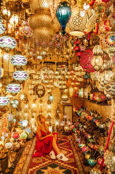 Handicraft, Grand Bazaar