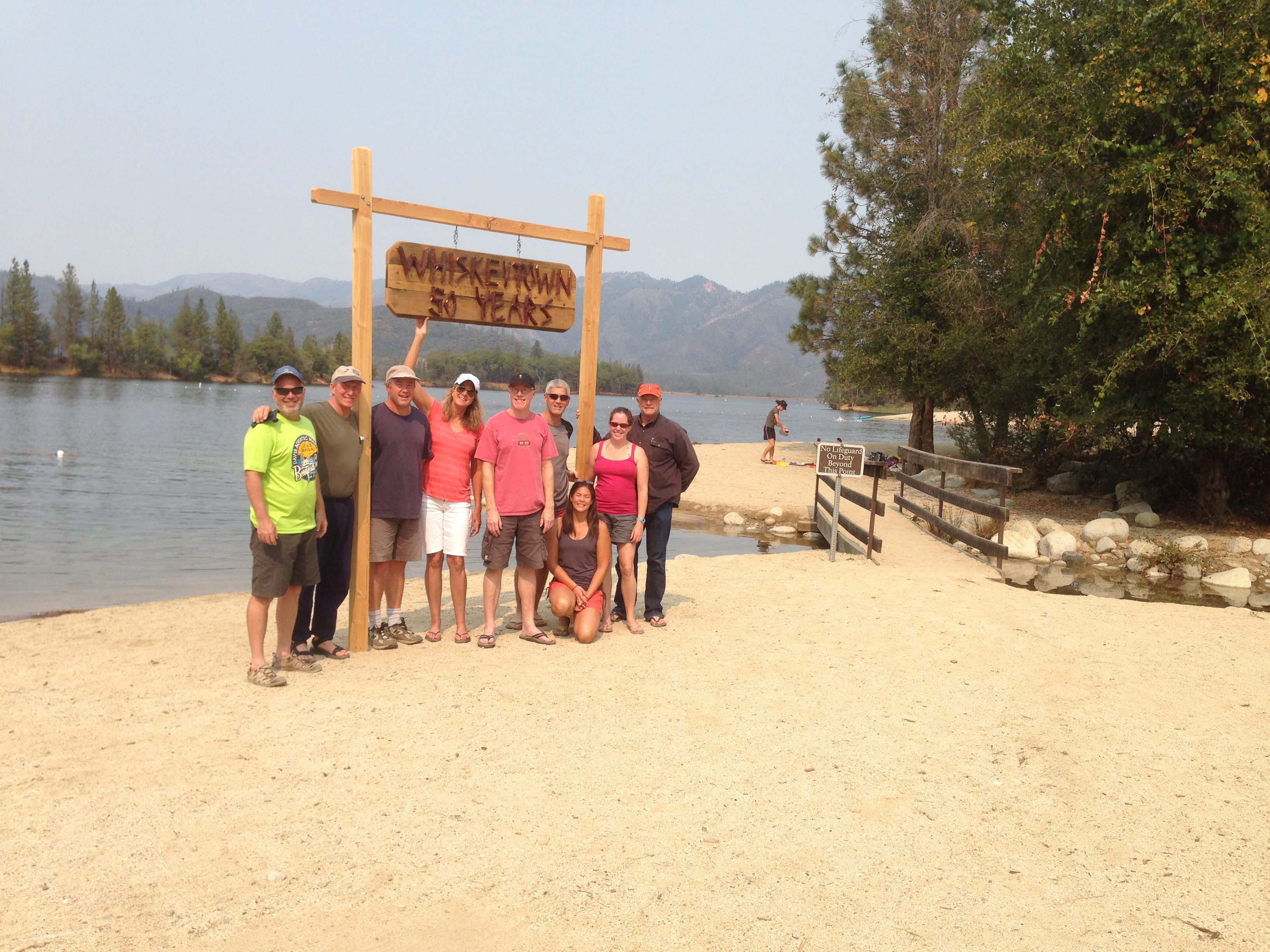 Whiskeytown Open Water