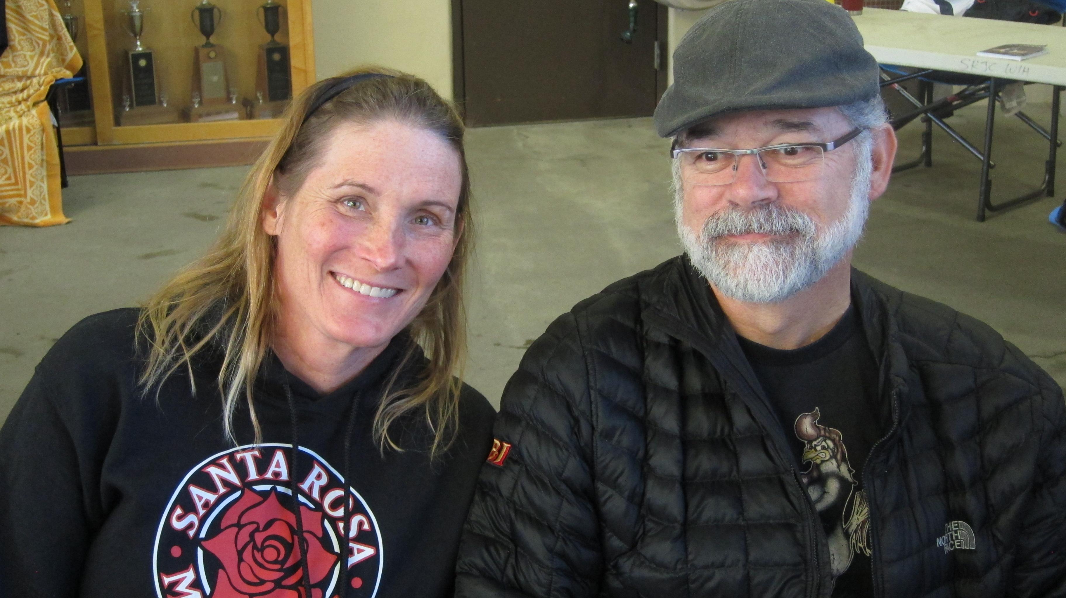 Sheila & Mike