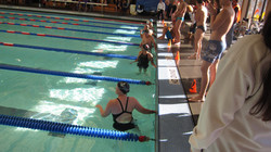 Water starts for relay
