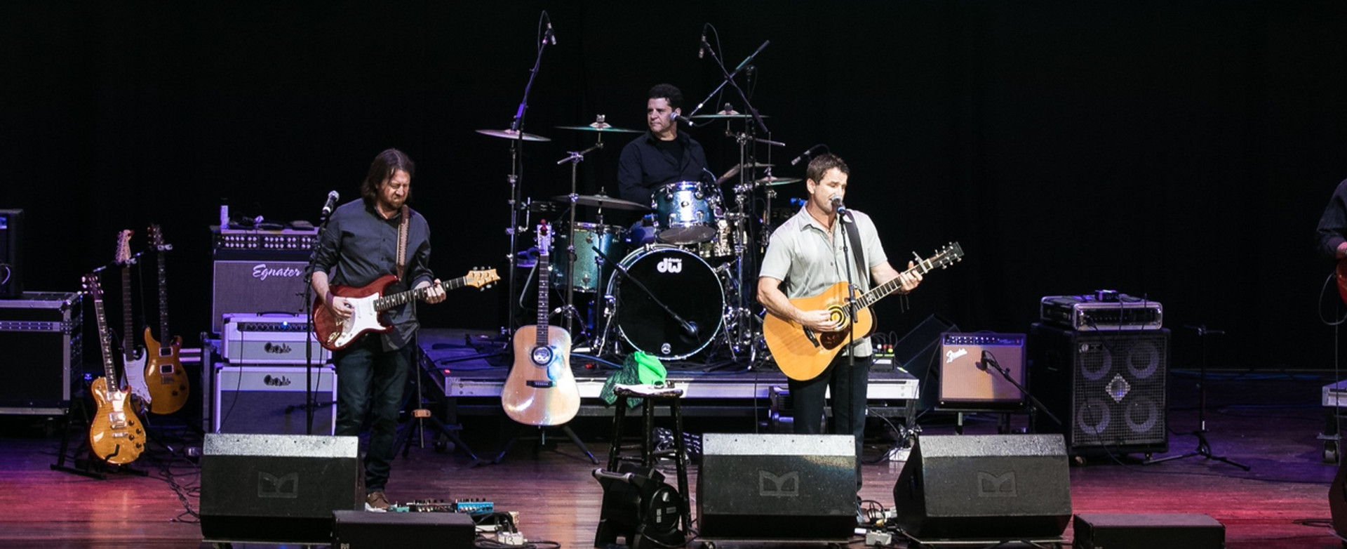 Doug Segree Band - Merriweather
