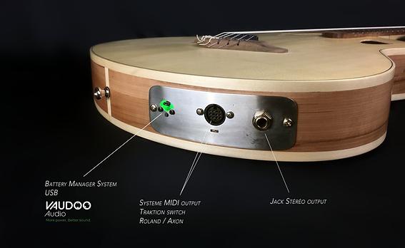 Vaudoo-audio-Guiatre-rechargeable-luthier-toulouse-J.melis-lutherie