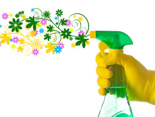Aromatherapy Spring Cleaning