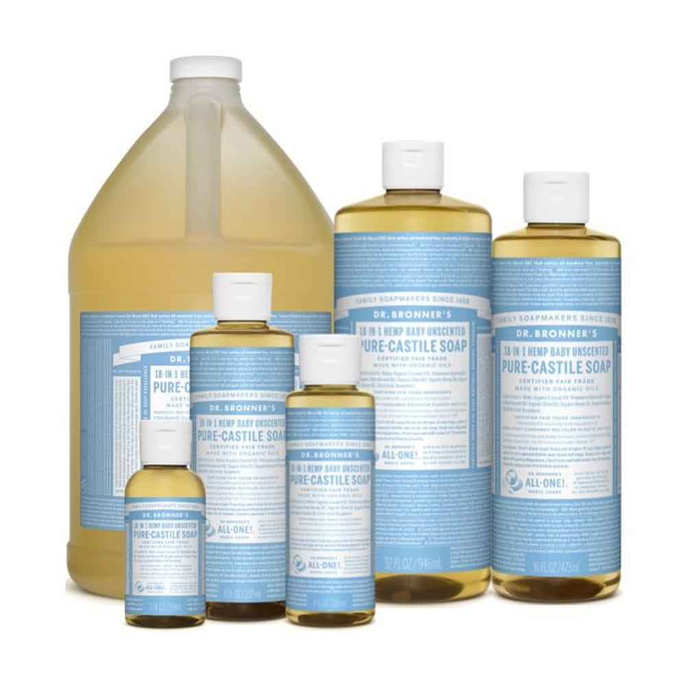 castille soap gentle cleanser