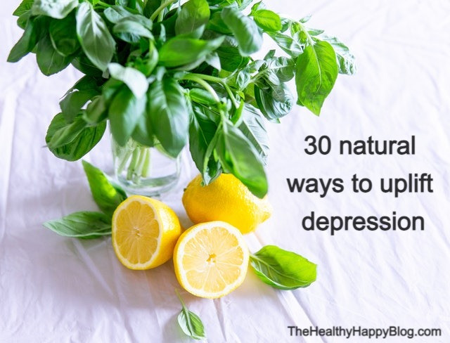 natural ways to treat depression