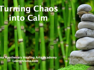 Turning Chaos into Calm