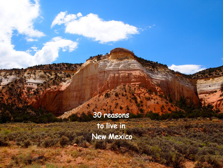 30 reasons New Mexico is a healthy place to live