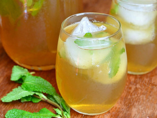 Aromatic Summer Refreshers