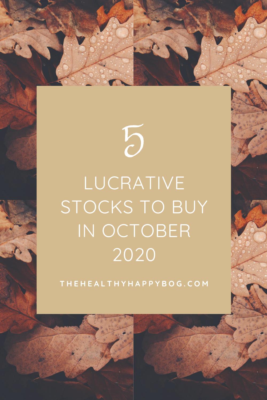 stocks to buy in october