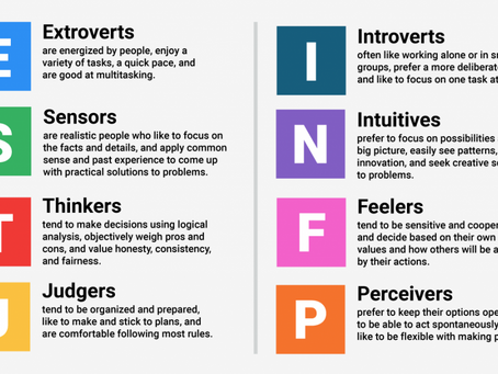 Why taking a personality test can make you happier
