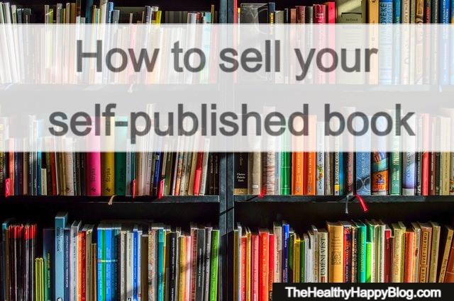 sell your self-published book