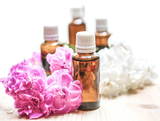 My Five Favorite Essential Oils and Carriers Oils